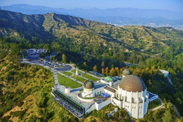 Griffith Park e demais museus em Los Angeles