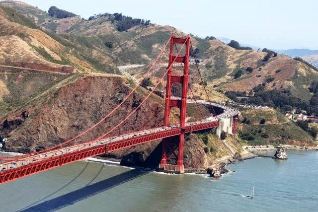 Conheça a Ponte Golden Gate em San Francisco