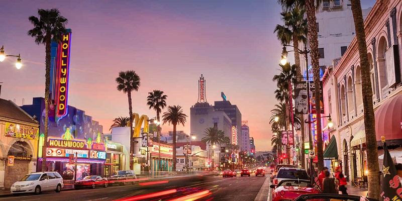 Ficar hospedado na região de Hollywood em Los Angeles