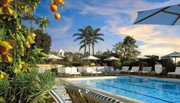 Economizar nos hotéis na Califórnia