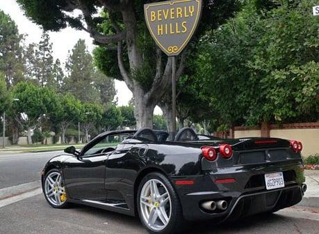 Documentos necessários para alugar o carro em Los Angeles