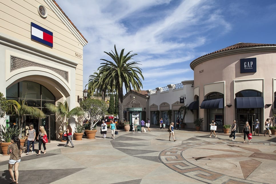 Compras em San Diego: Carlsbad Premium Outlets