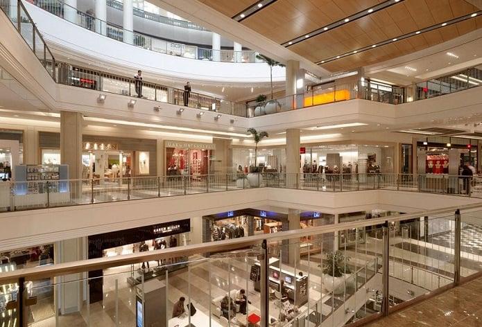 Shopping Westfield San Francisco Center