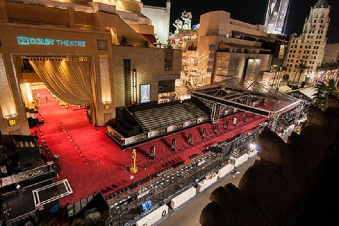 Dolby Theatre em Los Angeles Califórnia