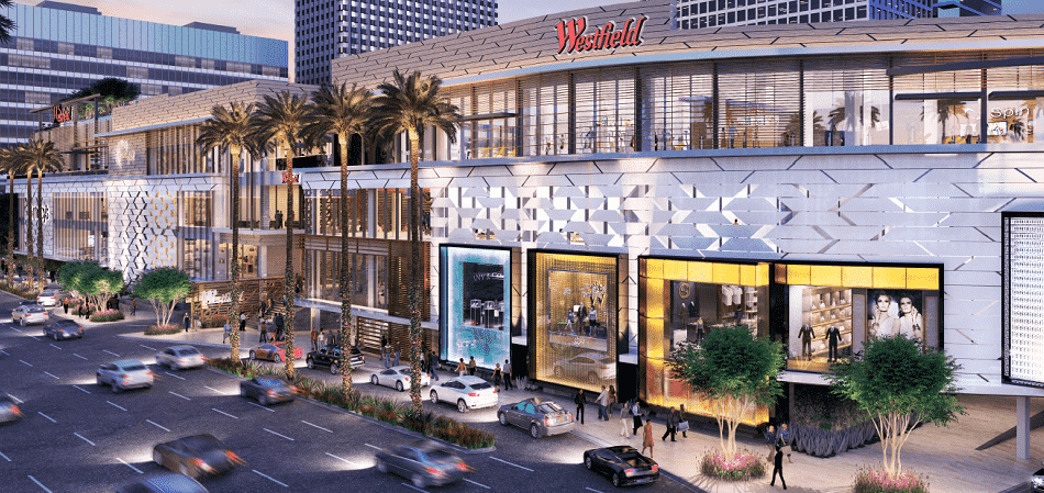 Shopping Westfield Century City em Los Angeles