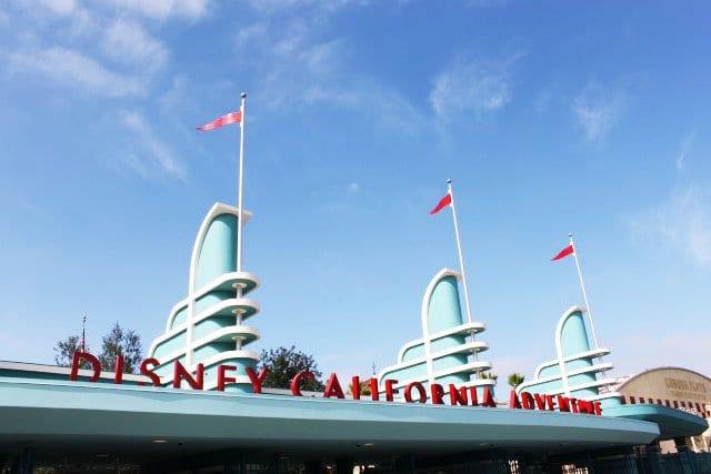 Parque Disney California Adventure Park