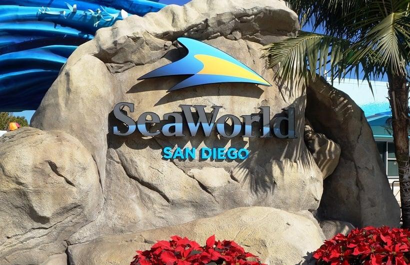 Visite o parque SeaWorld em San Diego