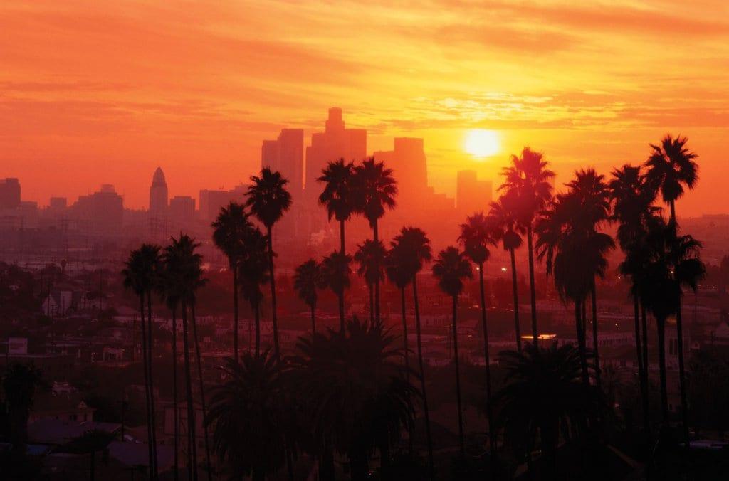 Clima em Los Angeles