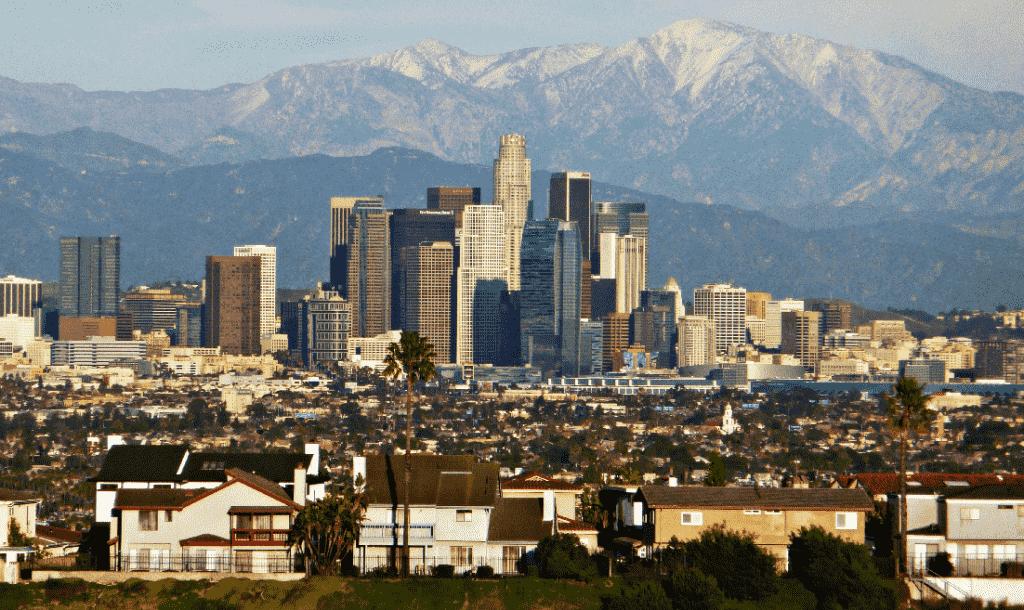 Principais pontos turísticos em Los Angeles