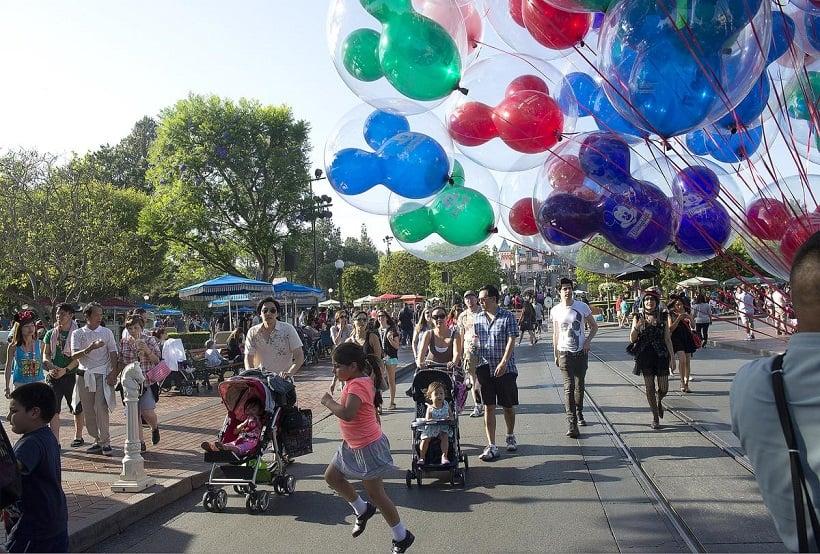 Tudo sobre a Disneyland na Califórnia