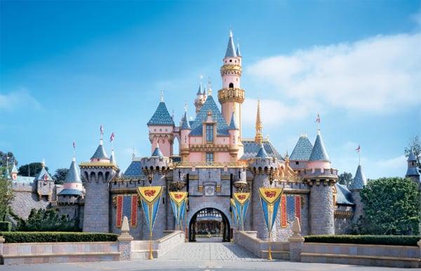 Parques da Disney na Califórnia