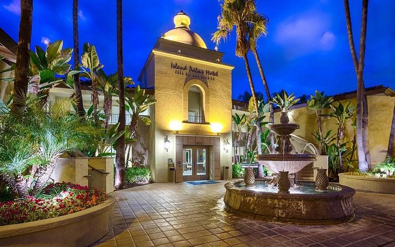 Hotel Best Western PLUS Island Palms Hotel & Marina em San Diego