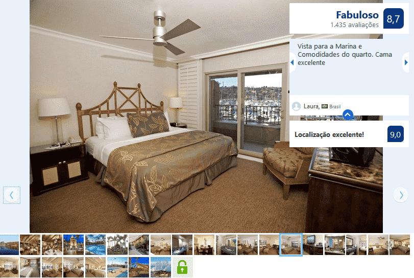 Hotel Best Western PLUS Island Palms Hotel & Marina para ficar em San Diego