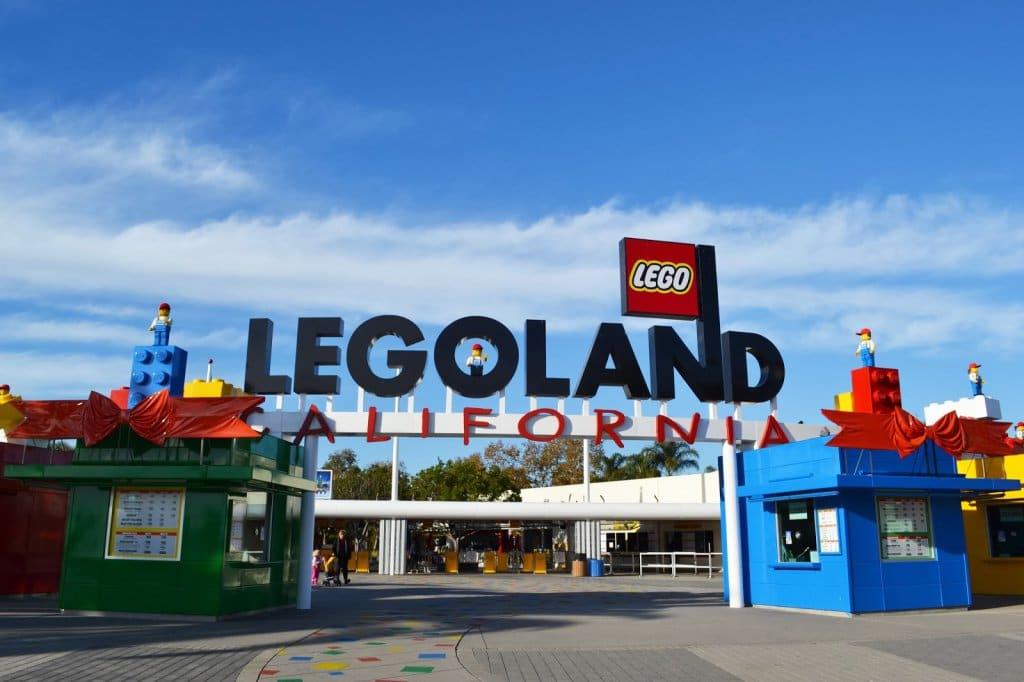 Conheça o mundo da Lego no parque Legoland Califórnia