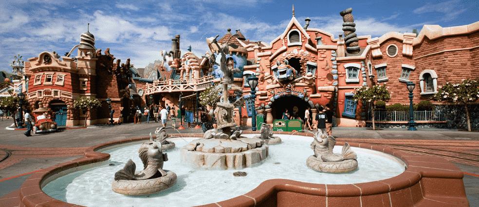 O que fazer no Parque Disneyland na Califórnia