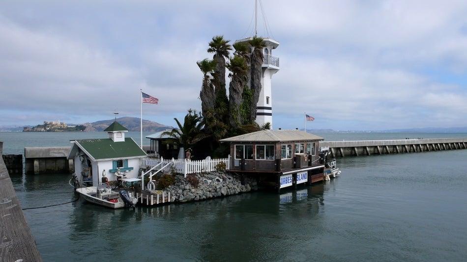 Restaurantes no Pier 39 em San Francisco