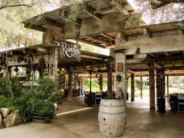 Vinícola Bernardo Winery em San Diego