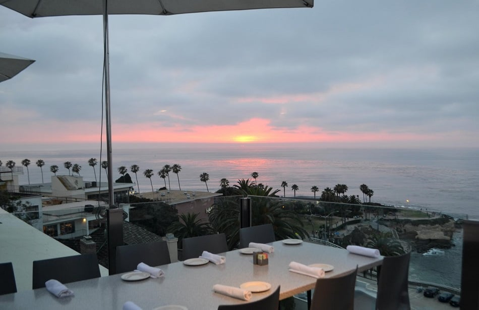 Restaurante George's at the cove em La Jolla