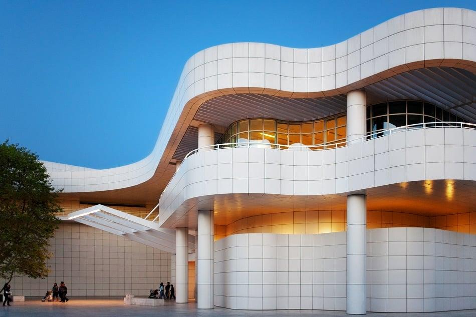 Getty Center Museum em Los Angeles