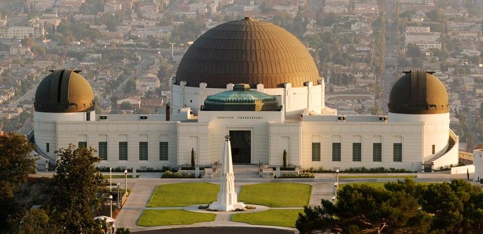 Observatório Griffith em Los Angeles