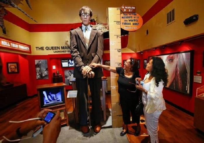 Ripley's Believe It or Not! Museum em San Francisco