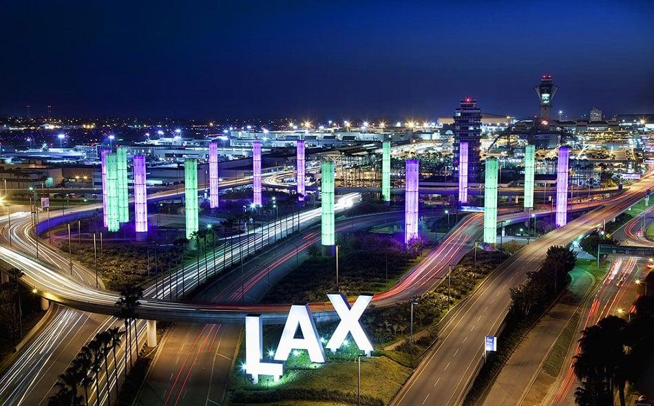 Aeroporto em Los Angeles
