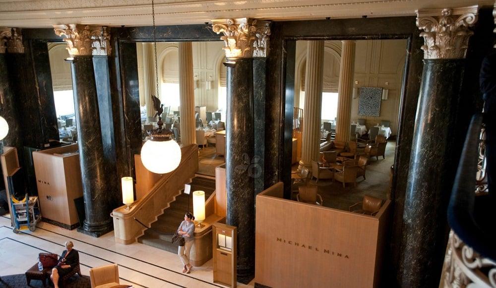 Hotéis de luxo 5 estrelas em San Francisco