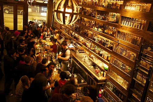 RickHouse Bar em San Francisco