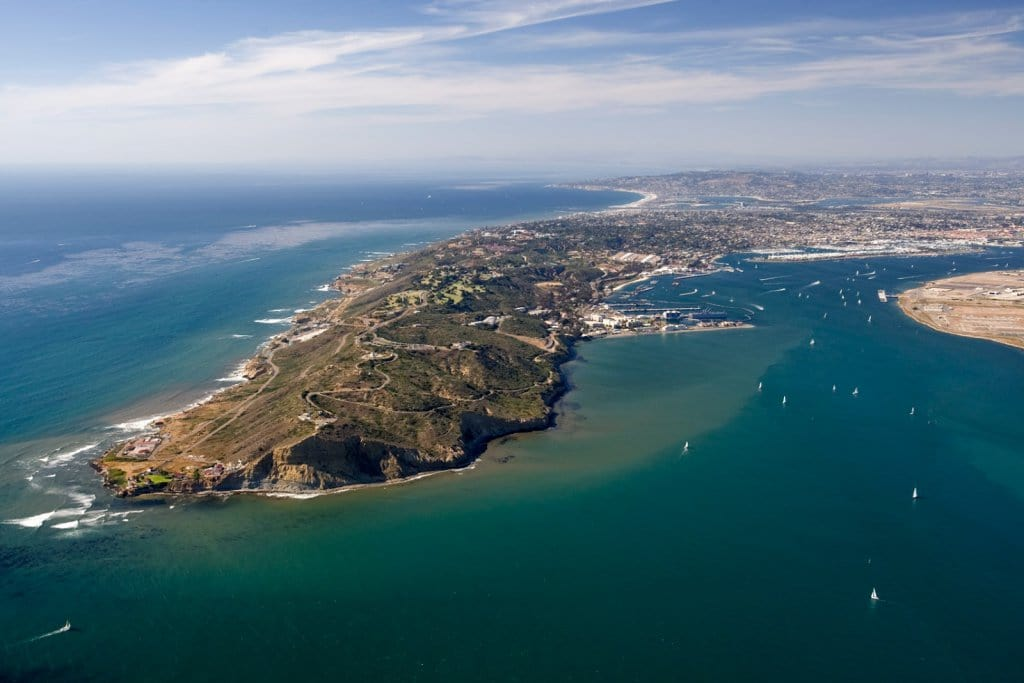 Point Loma em San Diego