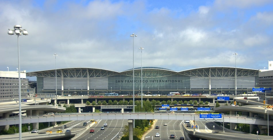 Aeroporto em San Francisco