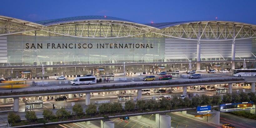Transportes do Aeroporto Internacional de San Francisco até o centro da cidade