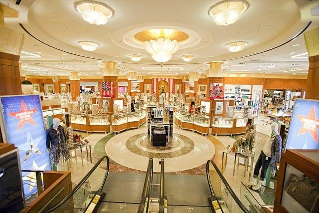 Loja de departamento Macy's em San Francisco
