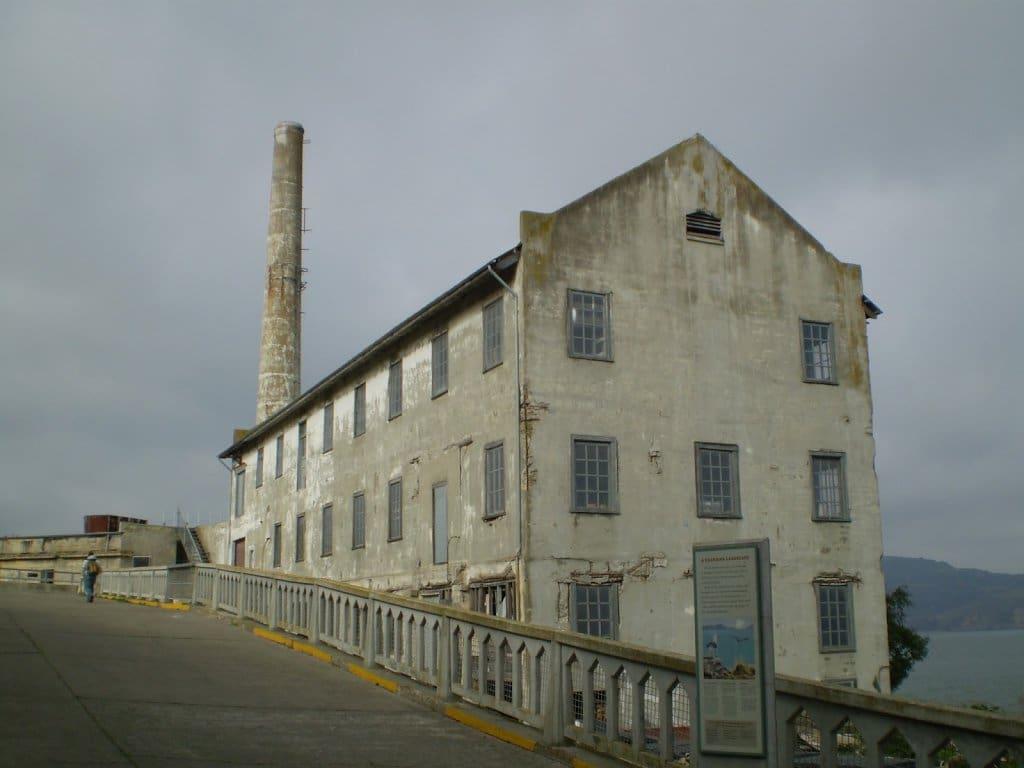 Atrações na Ilha de Alcatraz em San Francisco
