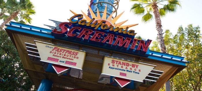 Fastpass na Disney na Califórnia