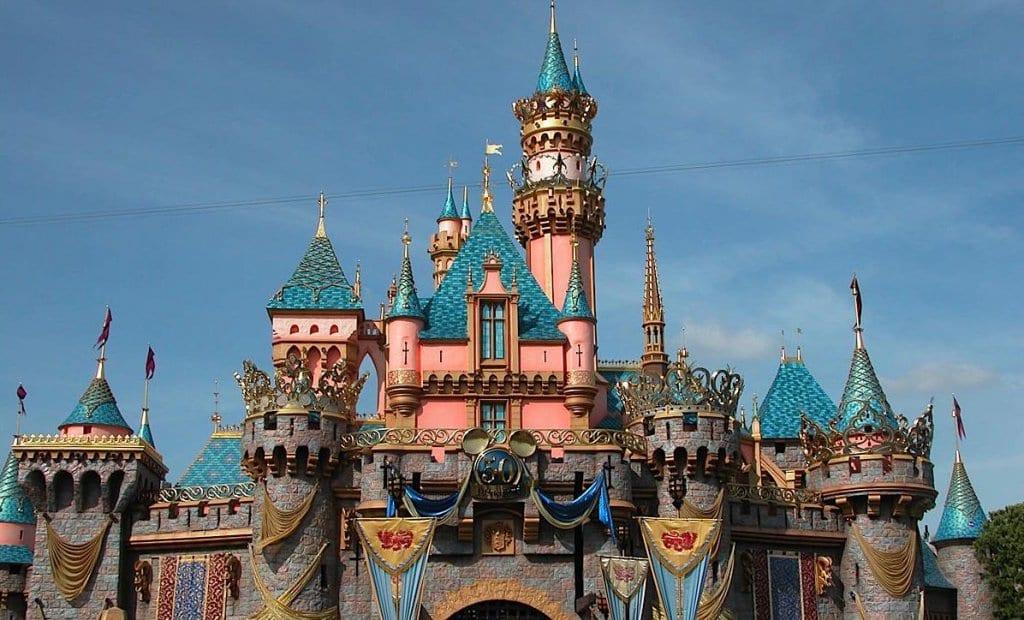 Parque Disneylandia da Califórnia