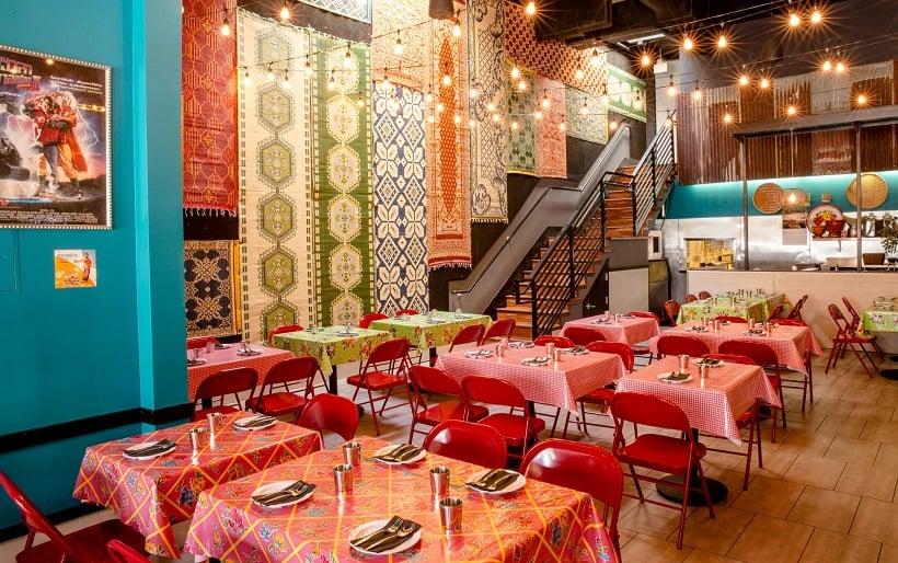 Restaurantes em Mission District em San Francisco