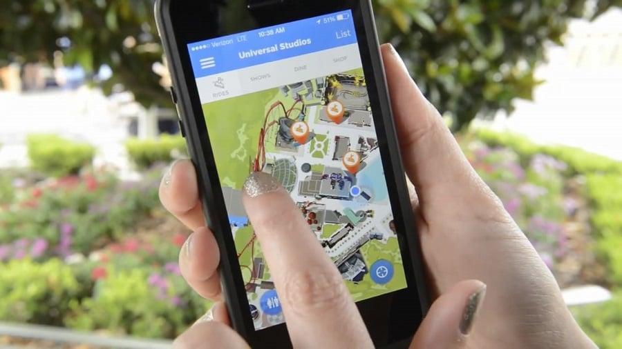 Dica do celular para os parques da Disney na Califórnia