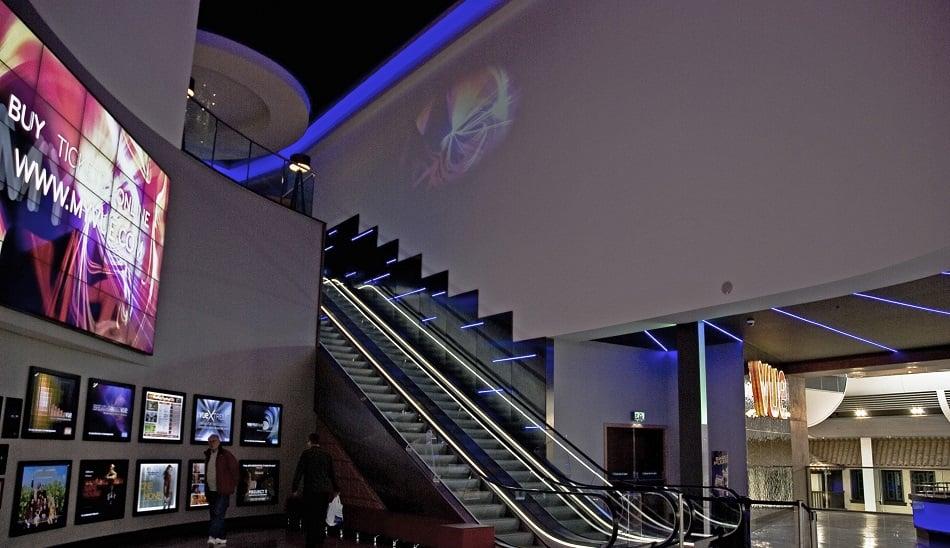Cinema no Shopping Westifield UTC Mall