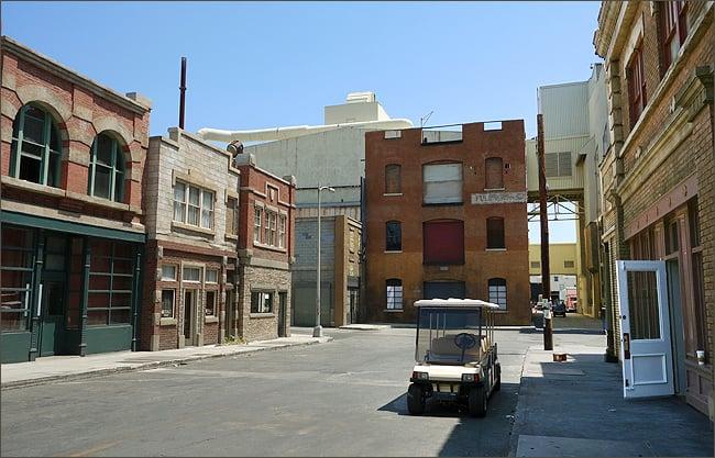 Estúdios da Paramount em Los Angeles