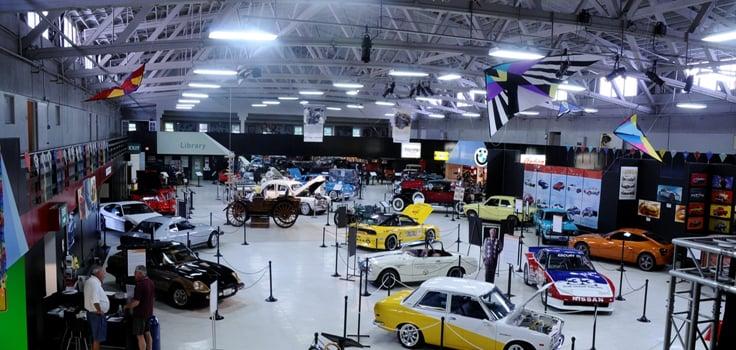 San Diego Automotive Museum em San Diego