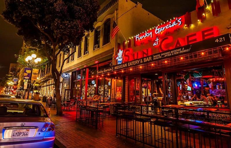 Passeios românticos na night em San Diego