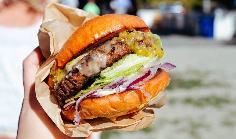 Gotts Roadside Burgers anda Shakes San Francisco