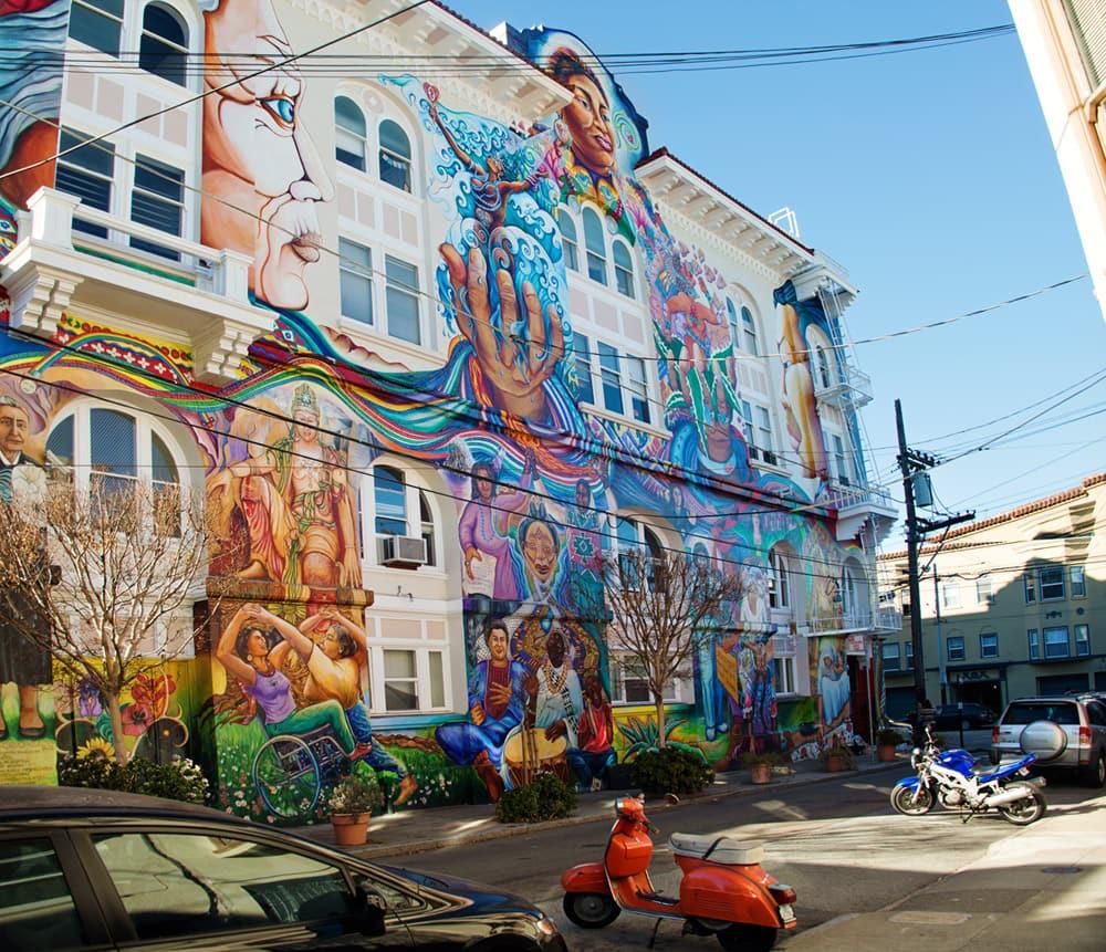 Mission District em San Francisco