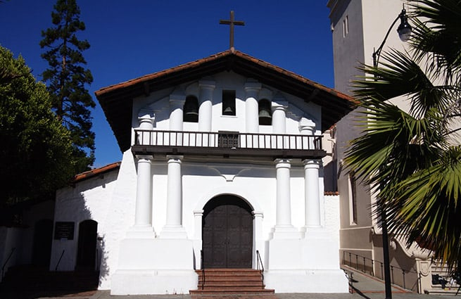 Mission Dolores em San Francisco