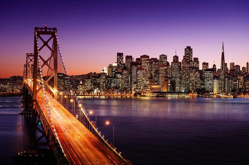 Fuso horário em San Francisco x Brasil