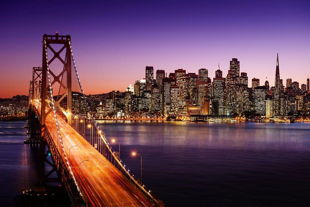 Coordenadas Geográficas de San Francisco