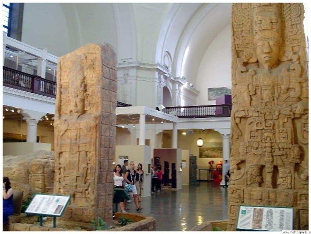 San Diego Museum of Man em San Diego
