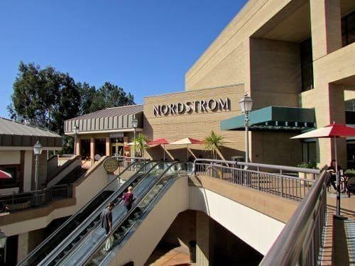Loja de departamento Nordstrom em San Diego