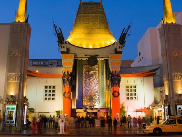 TCL Chinese Theatre em Los Angeles