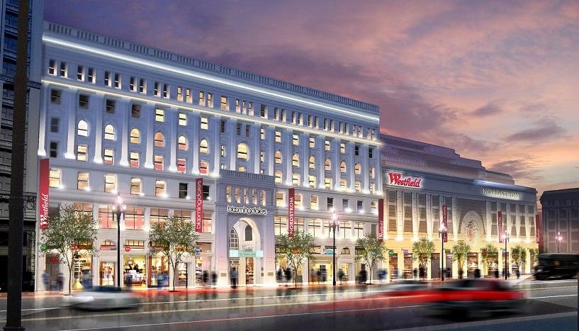 Westfield San Francisco Center